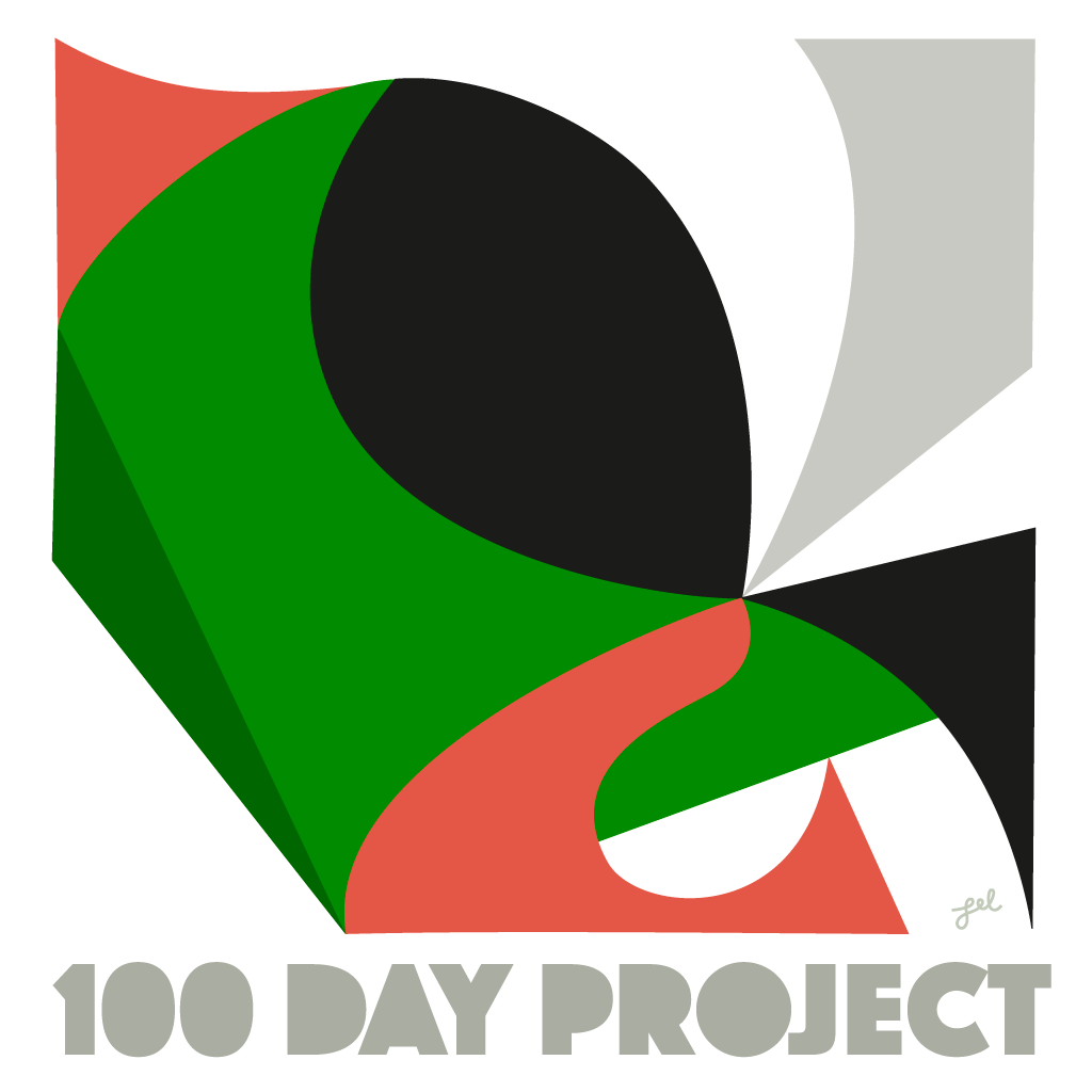 100 Day Project - Lel Newman